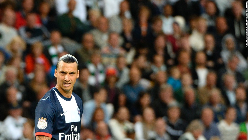 French champions Paris Saint-Germain are set to feel the pinch as it would have to pay an extra $11.7m per year just for Ibrahimovic