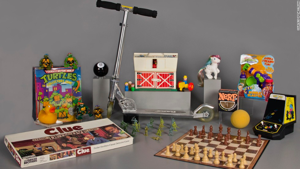 "The National Toy Hall of Fame recognizes toys ""that have inspired creative play and enjoyed popularity over a sustained period."" The institution announced 12 finalists for induction into the hall last month, and today, it announced two winners. Click through the gallery to see the finalists -- and which toys won induction in 2013."