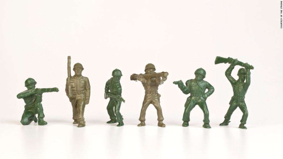 "The little green army men are already on <a href=""http://content.time.com/time/specials/packages/article/0,28804,2049243_2048649_2049009,00.html"" target=""_blank"">TIME's list of All-Time Greatest toys</a>, and were up for Hall of Fame induction this year."