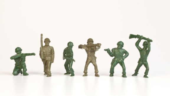 The little green army men are already on TIME's list of All-Time Greatest toys, and were up for Hall of Fame induction this year.