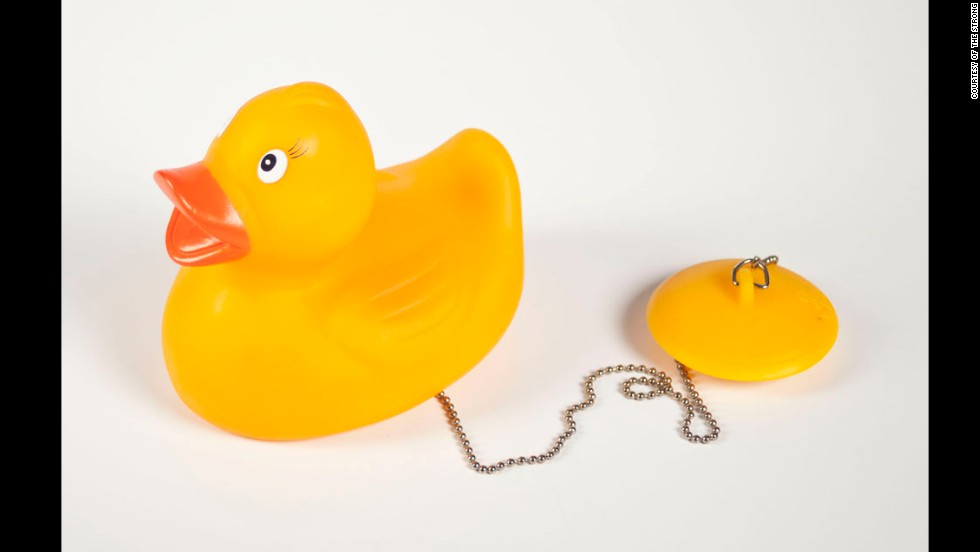 Rubber ducky, you're the one -- of two! It was inducted into the Toy Hall of Fame. Ernie would be so proud!