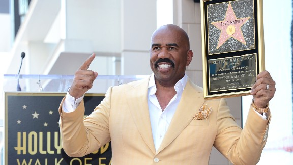 Before Steve Harvey became a top comedian, actor and media personality, he was living out of his car and struggling to make ends meet. Harvey, now 58, tells People magazine that in the late '80s, he was homeless for three years while waiting on his big break.