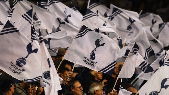 Tottenham Hotspur are the sixth English Premier League club to feature in Deloitte's list. They stay in 15th spot with a revenue of $233 million.
