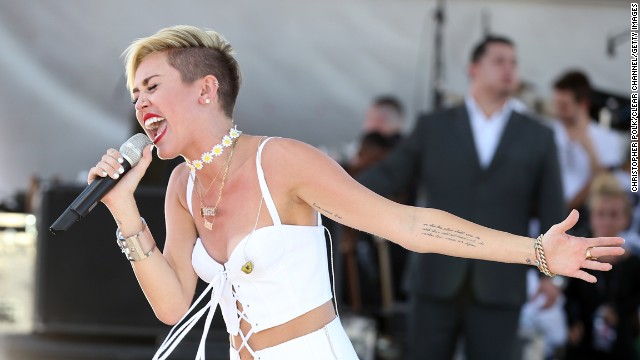 How Miley Cyrus went from Disney star to risk taker