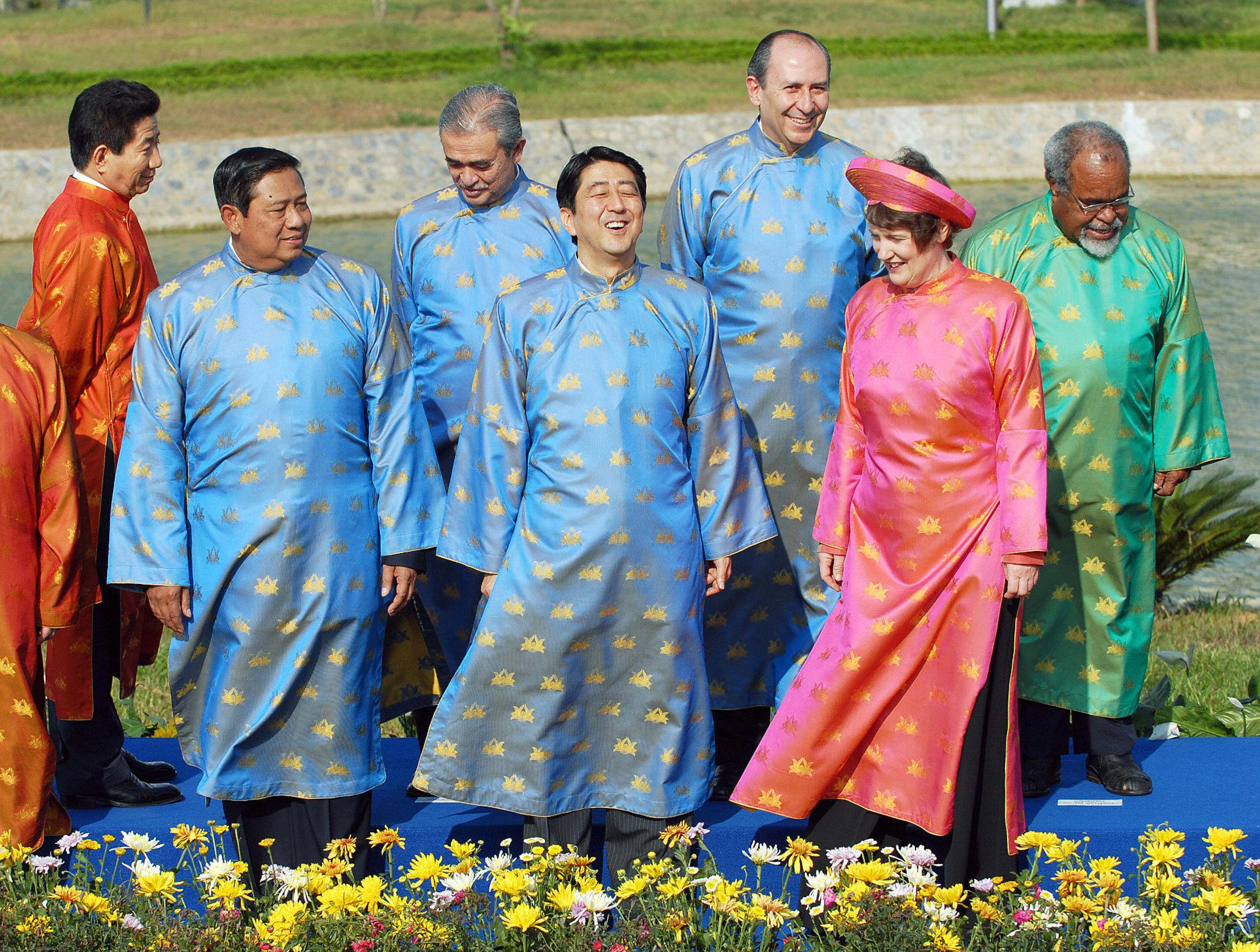 APEC fashion hits and misses | CNN Travel