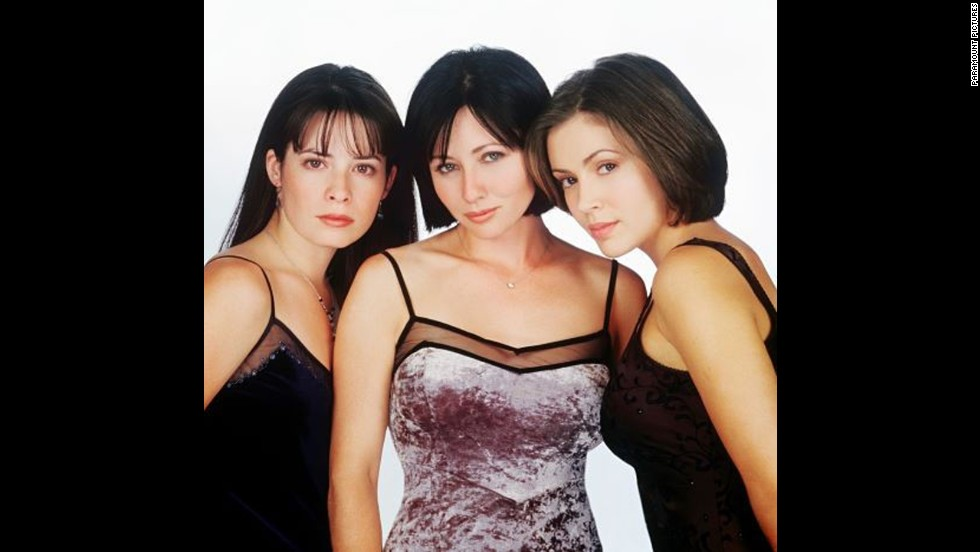 "In 1998, Shannen Doherty's bad girl ways were back on TV with a magical twist. The former ""Beverly Hills, 90210"" star was cast as the oldest Halliwell sister on ""Charmed,"" which also starred Holly Marie Combs, left, Alyssa Milano and, later on, Rose McGowan. Although initially unaware of their magical roots, this trio of sisters was soon saving the world from (sometimes sexy) demons on a weekly basis."