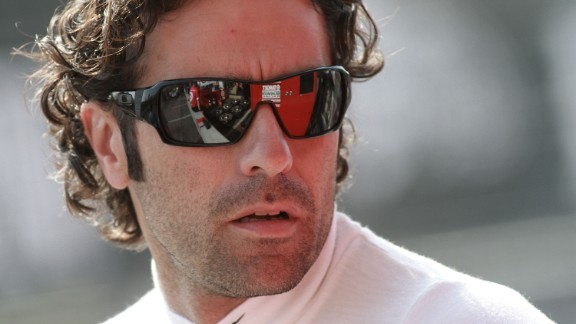 Dario Franchitti is a three-time Indianapolis 500 winner.