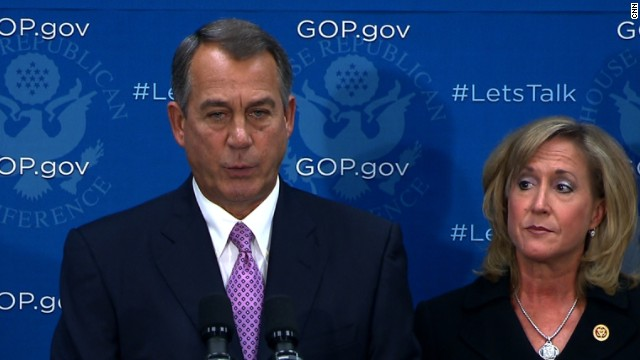 Boehner: This fight was coming