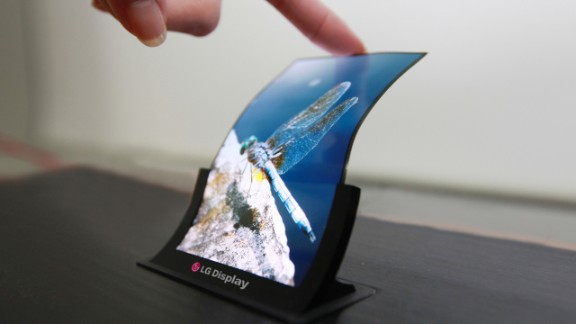 LG's development of flexible displays makes it part of what's looking like the next wave of smartphone innovation.