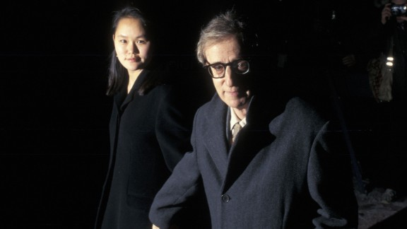Soon-Yi Previn and Woody Allen married in 1997.