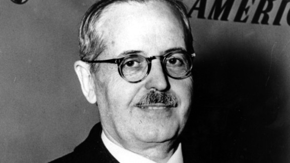 Dr. Bernardo Alberto Houssay of Argentina shared the 1947 Nobel Prize in medicine for his research on the role of pituitary hormones in the regulation of blood sugar, which helped doctors better understand diabetes.