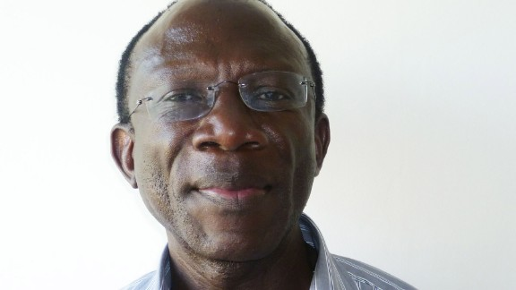 Charles Lwanga Ntale, director for Africa for Development Initiatives
