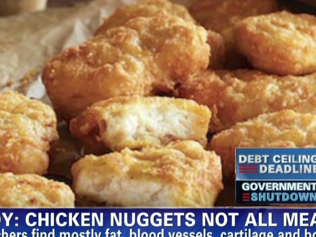 Perdue recalls frozen chicken nuggets after people find wood in them