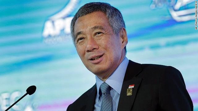 Singapore PM shares Sudoku code - CNN