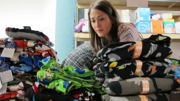 """Foster children don't often get the things other children do, but Danielle Gletow is trying to help change that. She posts their wishes online so the public can help grant them. """"I'm here to be the mom to all these kids who might not feel like they have one,"""" she said. Since 2008, her group has helped grant more than 6,500 wishes in 42 states."""