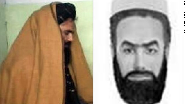 Sirajjudin Haqqani, pictured, is said to have taken over leadership of the Haqqani network from his father.
