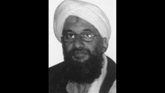 Ayman al-Zawahiri is the leader of al Qaeda. A reward up to $25 million has been offered by the U.S. government.