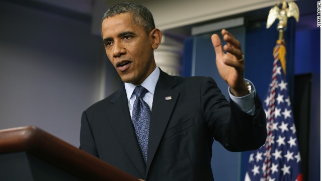 Obama: Boehner should not delay vote