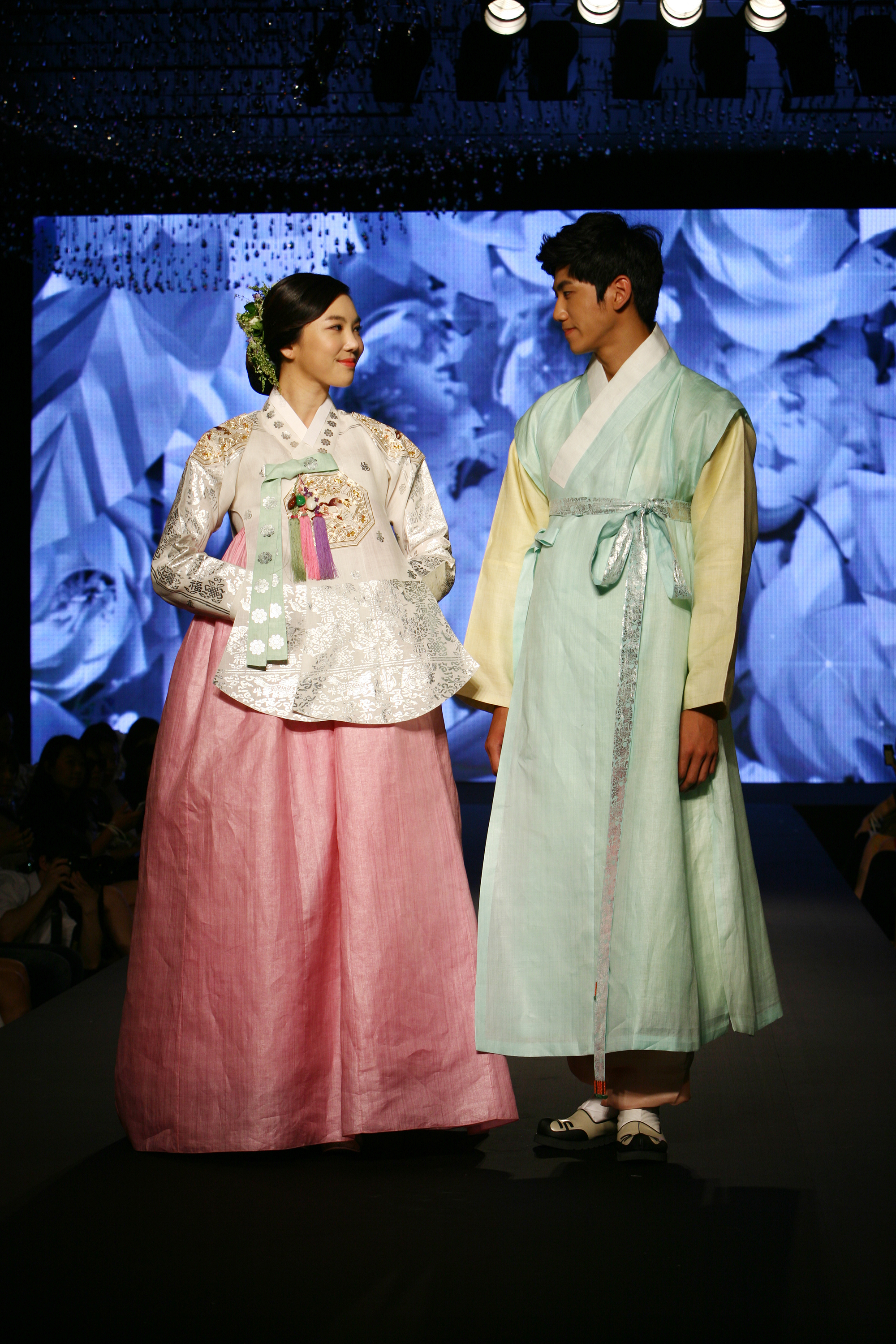 951d0b0a3 How 'hanbok' is influencing biggest fashion names - CNN Style