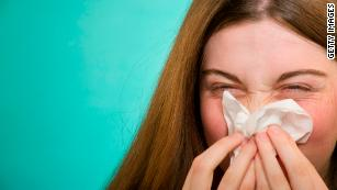 Why cold air makes your nose run