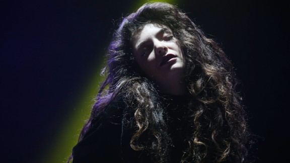 "Lorde enjoyed having a chart topper with her single ""Royals,"" but sparked some criticism after a blogger cried racism over some of the song's lyrics."