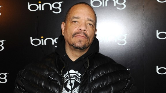 """Before he was an actor, Ice T was a rapper and also performed with the heavy metal band Body Count. In 1992 their collaboration on the song """"Cop Killer"""" drew criticism from then-President George Bush."""