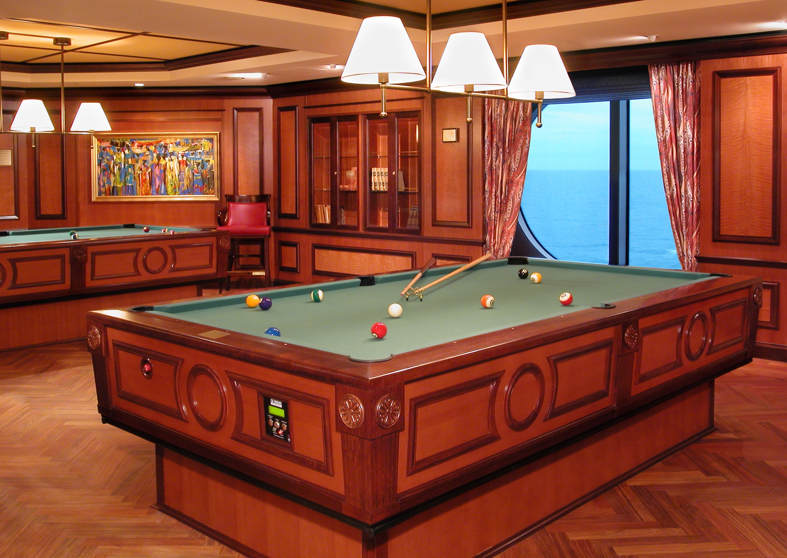 Of The Coolest Things In Travel - Travel pool table