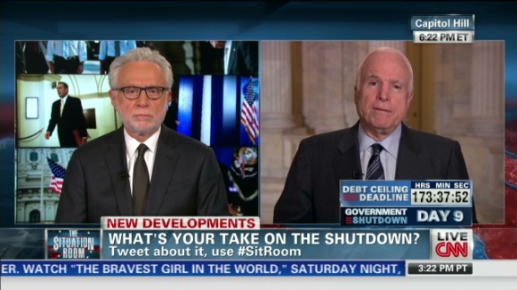 exp McCain blames Tea Party fool's errand for shutdown_00002001.jpg