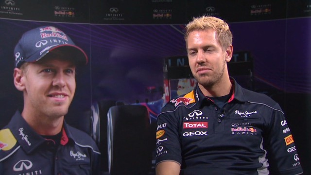 Formula One champ on 4th title hopes