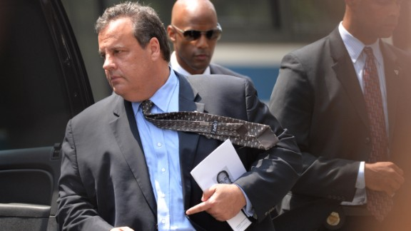 New Jersey Gov. Chris Christie has said he thinks the decision on same-sex marriage should be made by his state