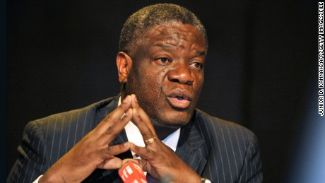 Denis Mukwege: The man who mends women