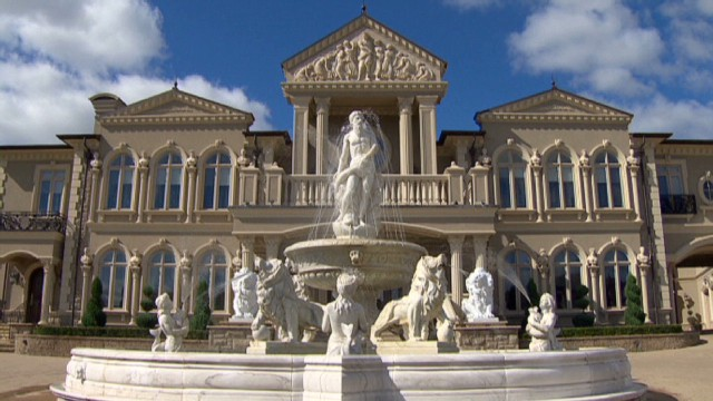 Nearly $18M palace has Ferrari room