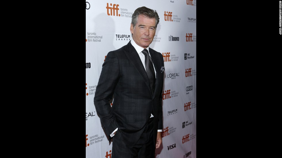 "Now 62, Pierce Brosnan can still play the older gentleman who falls for a younger lover, as he did in 2012 at the age of 60 with ""Love Is All You Need."" It has been years since the former 007 was named People magazine's Sexiest Man Alive, but Brosnan is secure in his standing. ""There's nothing to prove,"" <a href=""http://www.today.com/entertainment/60-pierce-brosnan-still-sexy-strong-i-feel-comfortable-my-6C9538497"" target=""_blank"">he told ""Today"" in April</a> 2012. ""I feel comfortable in my own skin."""