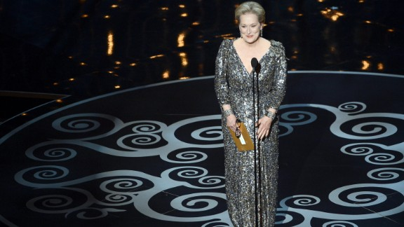 """If anything, Meryl Streep has only gotten sexier with age. The Oscar winner, who turned 69 on June 22, has shattered the notion that actresses should leave Hollywood when they hit 30. In the eyes of The Telegraph's film critic, David Gritten, it all comes """"down to sex. ... Apart from her remarkable skills as a film actress, there's a glow, a sensuality and a radiance about Streep these days. Put simply, she's looking great."""""""