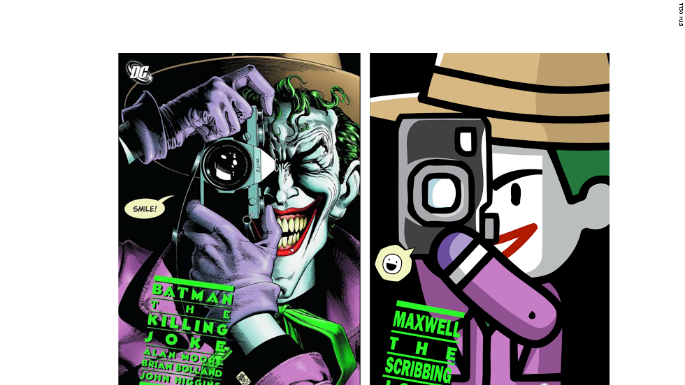 "From 1988, ""Batman: The Killing Joke"" was a graphic novel, featuring the Joker, that saw the classic franchise take a darker turn."