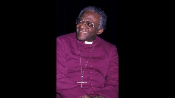 Archbishop Desmond Tutu won the Nobel Peace Prize in 1984.