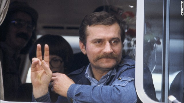 Alleged abuse carried out by the priest of Solidarity leader Lech Walesa, pictured, has caused an outcry in Poland.