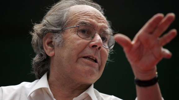 Adolfo Perez Esquivel, who has devoted his life to the struggle for human rights, won the Nobel Peace Prize in 1980.