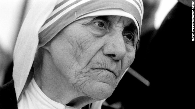Mother Teresa won the Nobel Peace Prize in 1979.