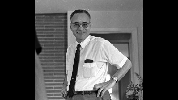 """Ralph Bunche won the Nobel Peace Prize in 1950 for his """"unremitting campaign to develop man"""