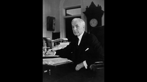 U.S. Secretary of State Cordell Hull won the Nobel Peace Prize in 1945.