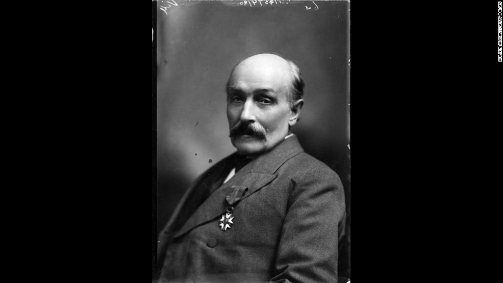 English politician, pacifist and trade unionist Sir William Randal Cremer won the Nobel Peace Prize in 1903.