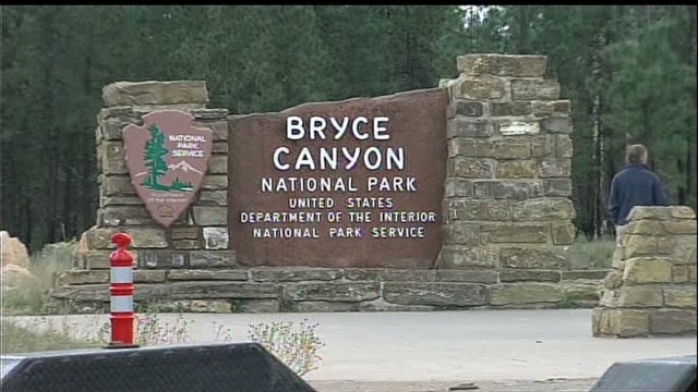National parks to reopen in Utah