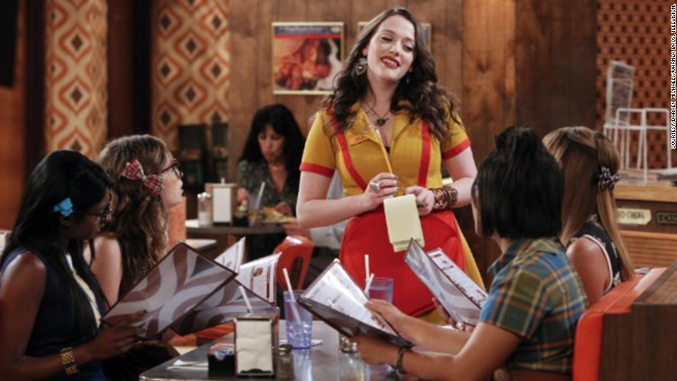 "Kat Dennings' first credited role was on TV (""Sex and the City,"" to be exact), but by the mid-2000s she was recognized from movies like ""The 40-Year-Old Virgin"" and ""Nick and Norah's Infinite Playlist."" In 2011, Dennings hit paydirt on TV with CBS' ""2 Broke Girls."""