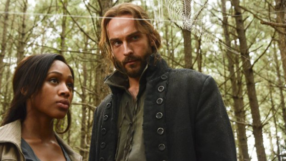"""Sleepy Hollow"" stars two actors known more for movies. British actor Tom Mison is known for flicks like ""One Day"" and ""Salmon Fishing in the Yemen,"" while Nicole Beharie has shined in the films ""Shame,"" ""The Last Fall"" and ""42."""