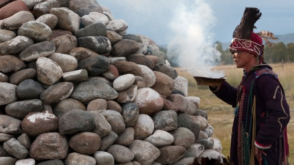 Shamanism has a strong tradition in Tuva, a republic in Eastern Siberia. Though many shaman were executed when Tuva was enfolded into the Soviet Union, the tradition is once again finding its legs. Visitors eager for a purification or reading can visit the Shaman Center, in the capital of Kyzyl.