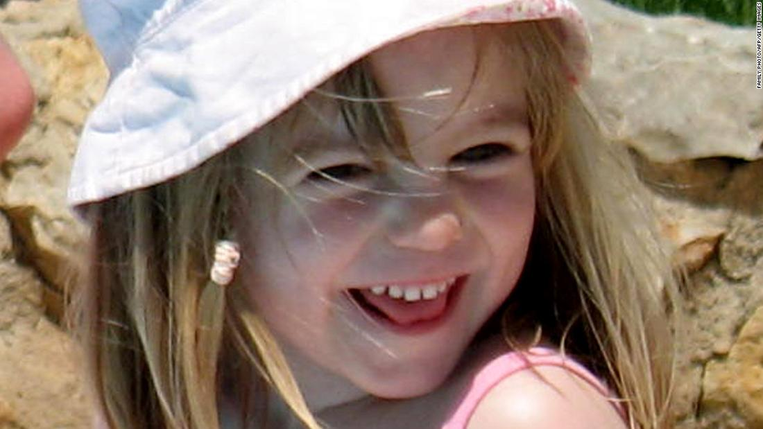 Authorities search wells in Madeleine McCann case