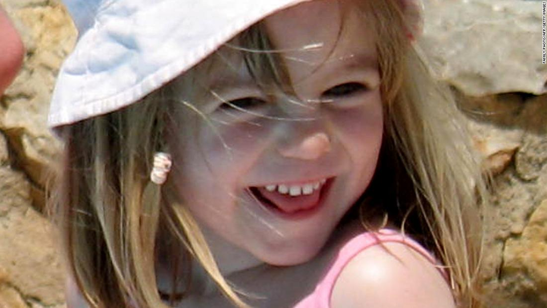 Portuguese search for Madeleine McCann evidence in wells 56