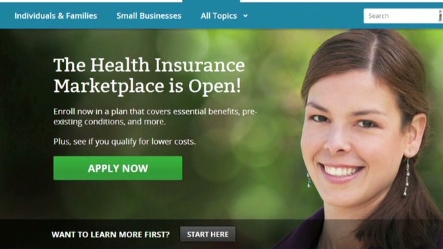 Glitches persist on Obamacare website