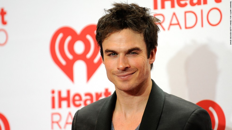 "The devilish look of Ian Somerhalder has served him well on the TV series ""The Vampire Diaries."" He could bring that to the role."
